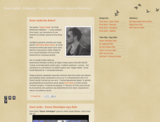 1emreaydin.blogspot.com screenshot