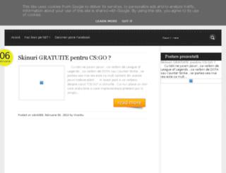 1folositor.blogspot.ro screenshot