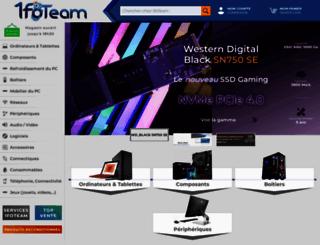 1foteam.com screenshot