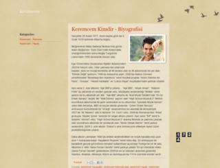1keremcem.blogspot.com screenshot