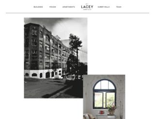 1lacey.com.au screenshot
