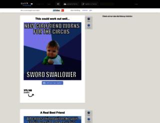 1letter.quickmeme.com screenshot