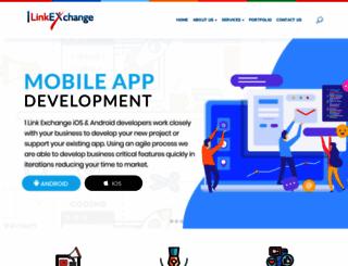 1linkexchange.com screenshot