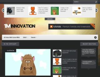 1malaysia-innovation.com screenshot