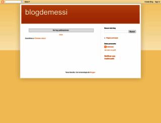 1messi.blogspot.com screenshot