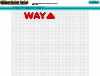 1millionpixel.com screenshot