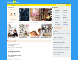 1novels.com screenshot