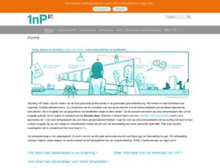1np.nl screenshot