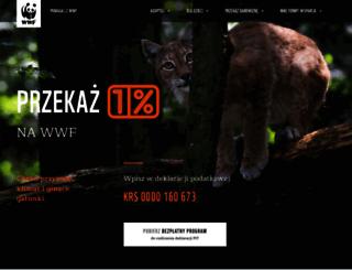 1procent.wwf.pl screenshot