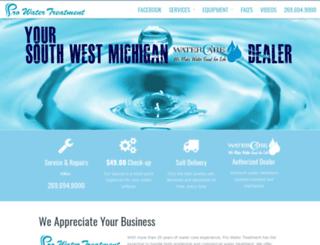 1prowater.com screenshot