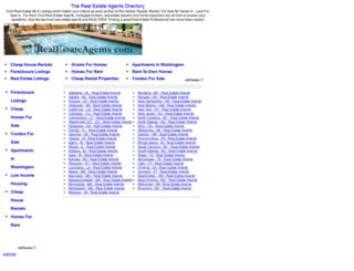 1realestateagents.com screenshot