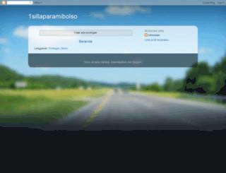 1sillaparamibolso.blogspot.com screenshot