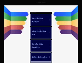 1site.info screenshot