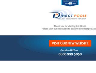 1st-direct.com screenshot