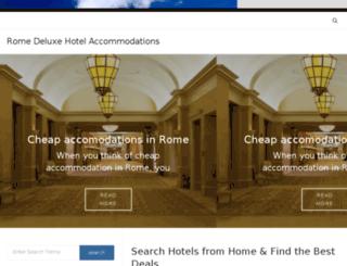 1st-rome-hotels.com screenshot