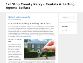 1st-stop-county-kerry.com screenshot