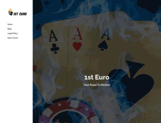1steuro.net screenshot