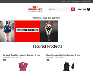 1stopwholesaleclothing.com screenshot