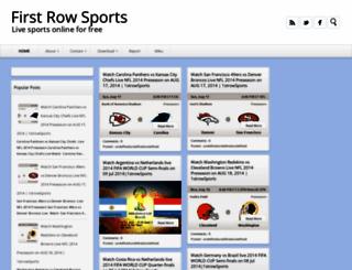 1strowsports.blogspot.com screenshot