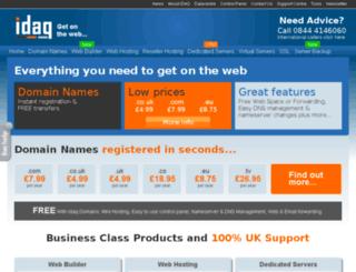 1stserv.net screenshot