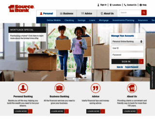 1stsource.com screenshot