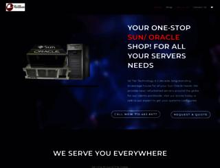 1sttiertechnology.net screenshot