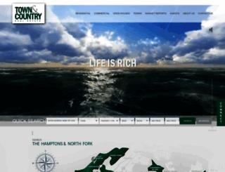 1townandcountry.com screenshot