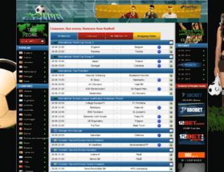 1x2livescores.com screenshot