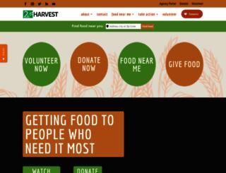 2-harvest.org screenshot