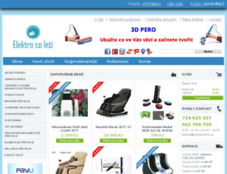 2-hubnuti-a-fitness.elektrocoleti.cz screenshot