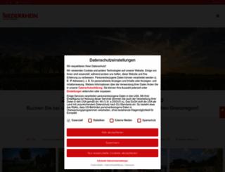 2-land-reisen.de screenshot