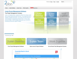 2-plan.com screenshot