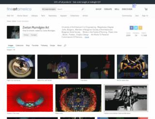 2-zvetan-mumdgiev.artistwebsites.com screenshot
