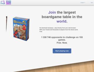 2.boardgamearena.com screenshot