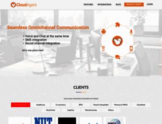 2.cloudagent.in screenshot