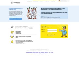 200028.forumromanum.com screenshot