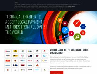 2000charge.com screenshot