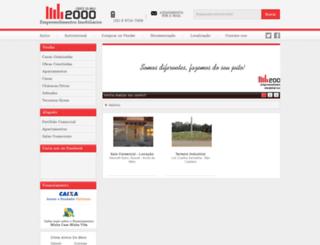 2000empreendimentos.com.br screenshot