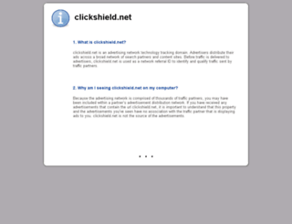 2001.clickshield.net screenshot