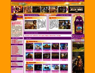 2001jeux.com screenshot