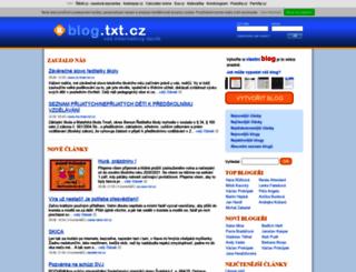 2005.txt.cz screenshot