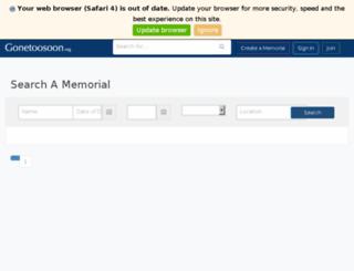 2008.gonetoosoon.org screenshot