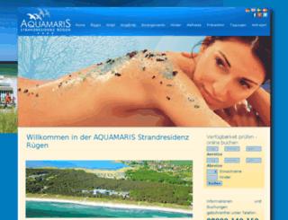 2009.aquamaris.de screenshot