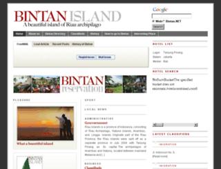 2010.bintan.net screenshot