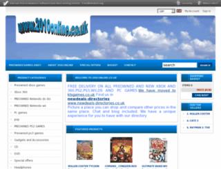 2010online.co.uk screenshot