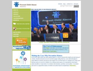 2011.preventchildabuse.org screenshot