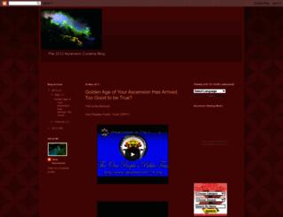 2012-ascension.blogspot.com screenshot