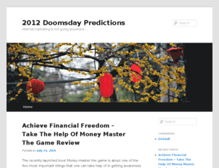 2012-doomsday-predictions.com screenshot