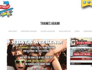 2012.thebamboozle.com screenshot