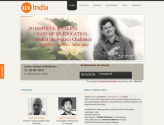 2012.ux-india.org screenshot